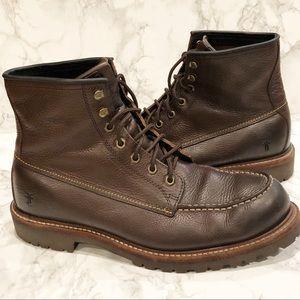 FRYE Dakota Mid Lace Boots